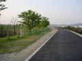 140426木津川の城陽側堤防を行く