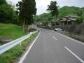 140501さらに山に向かって県道43号を南下