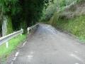 140501大滝山。大瀧寺直下の泥路面