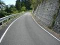 140501県道7号相栗峠、香川県側から鷹山公園へ4