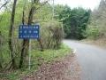 140501竜王山。竜王峠への分岐