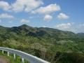 140501阿讃西部広域農道から竜王山を振り返る