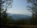 140502大川山。徳島側の眺望