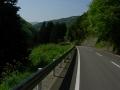 140502大川山から三野。嘘の様な快走路