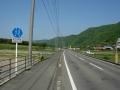 140502三野から県道12号を西へ