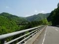 140502県道4号2.二千年橋が見えてくる