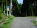 140524小入谷峠へ右折