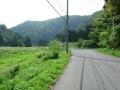 140524北川に沿って鯖街道へ下る2