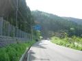 140524北川に沿って鯖街道へ下る3
