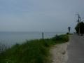 140524堅田方面に向けて湖岸沿いを南下4