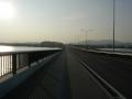 140614近江大橋を渡る