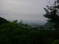 140813京見峠新道からの眺望