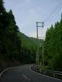 140813国道477を前ヶ畑峠へ(前半)