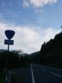 140913国道162を、美山方面へ