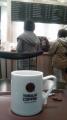 140323朝の散歩、トラジャコーヒーに立ち寄る2