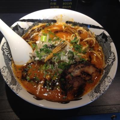 カラシビ味噌らー麺 鬼金棒 池袋店