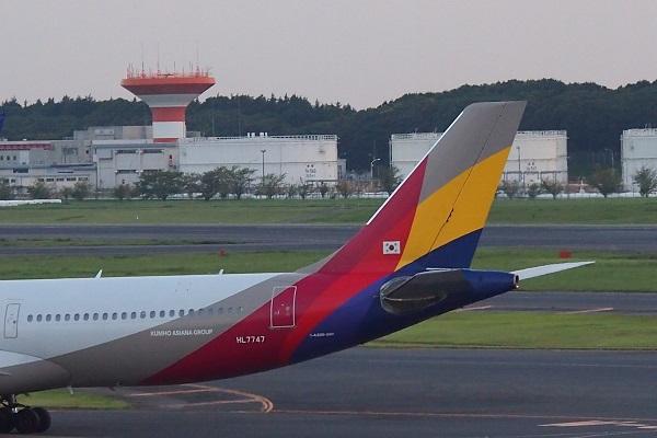 11アシアナ航空(韓国)