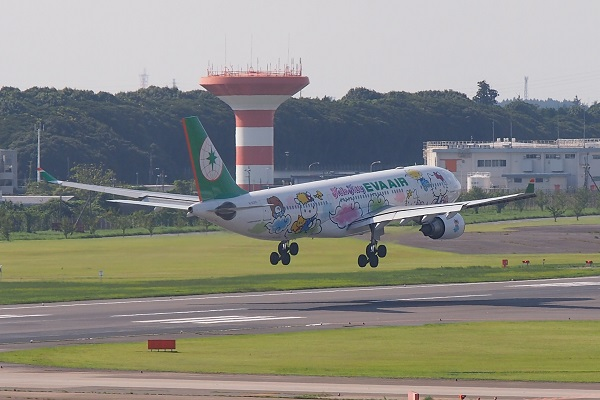 07エバー航空(台湾)