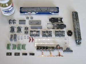 EF64 1000貨物更新車