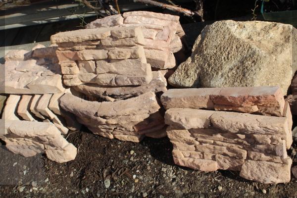 DIY 庭の改造 砕石駐車場 20140322