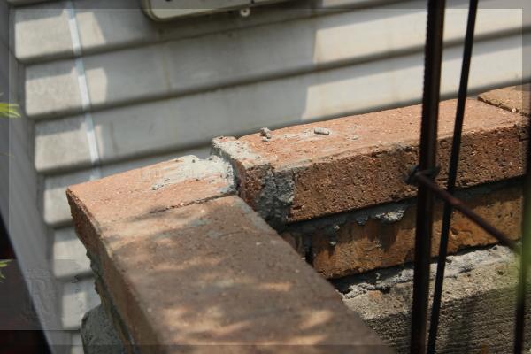 DIY 砕石駐車場 20140508