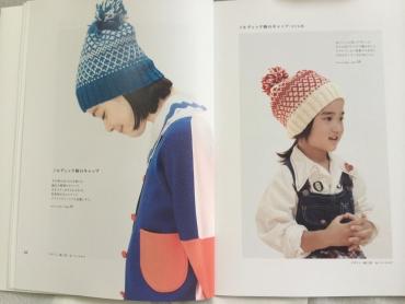 ニット帽子4