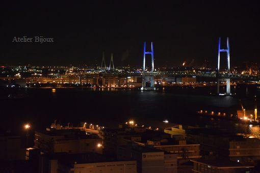 181-ベイブリッジ夜景