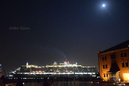 242-赤レンガQE月夜景