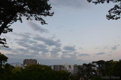 067-小田原城内から