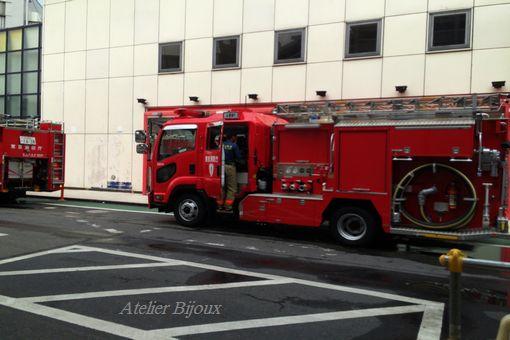 004-消防車