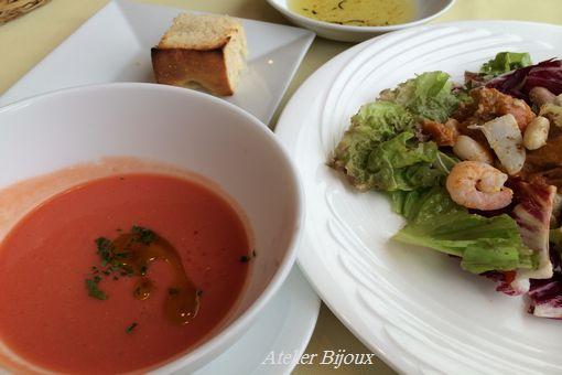 003-トマトの冷製スープ