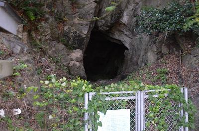 洞窟はロマン