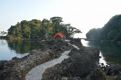 矢島と経島
