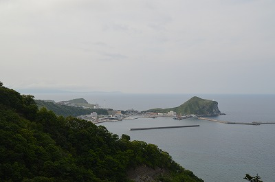 はじめの岬
