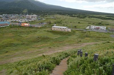 岬からの展望