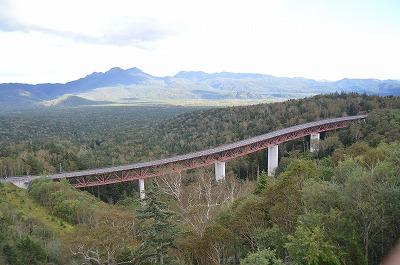 三国峠といえばこの橋