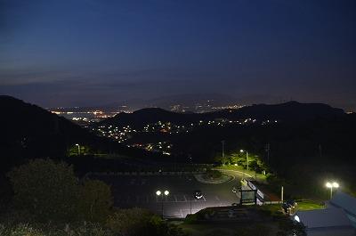 室蘭の夜景