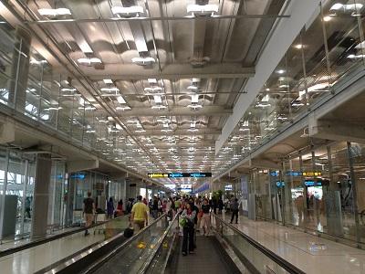 スワナプーム空港1