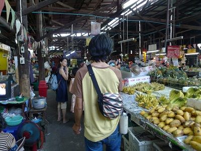 ソンペット市場