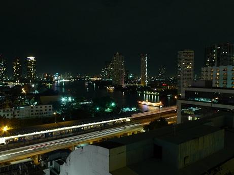 バンコク夜景1