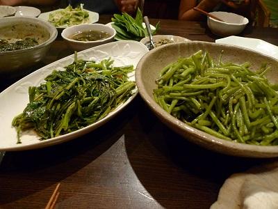 秋の夕飯1