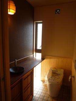 1T邸トイレ和
