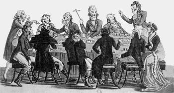 19世記のカジノ