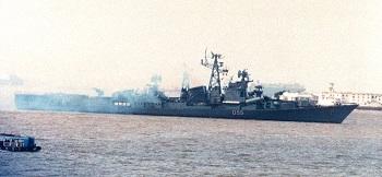 印駆逐艦ランヴィジャイ