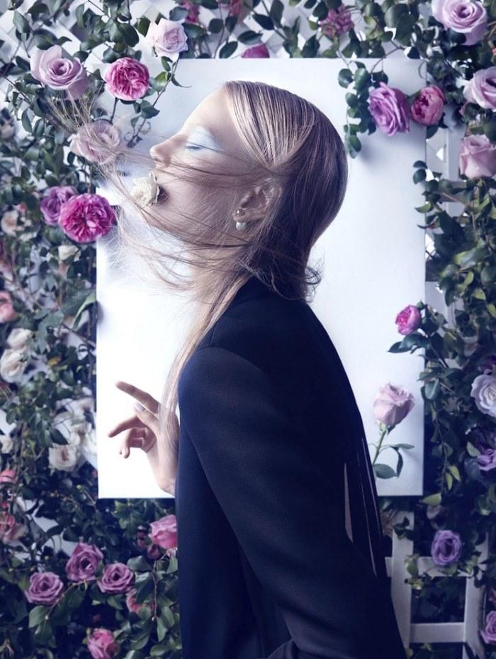 Elisabeth Erm by Camilla Akrans | Dior