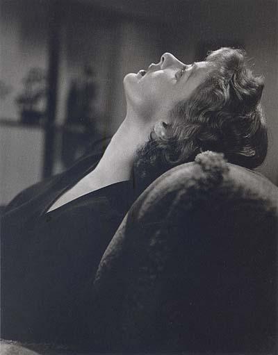 Robert Capa - Ingrid Bergman   Hollywood 1946