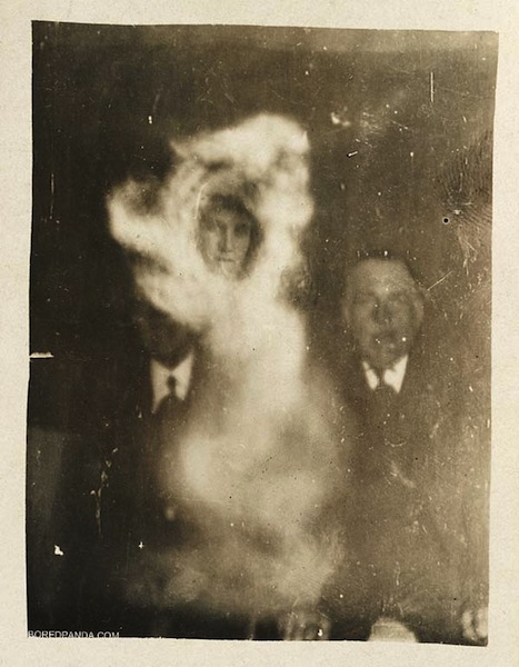 Spirit Photography of William Hope