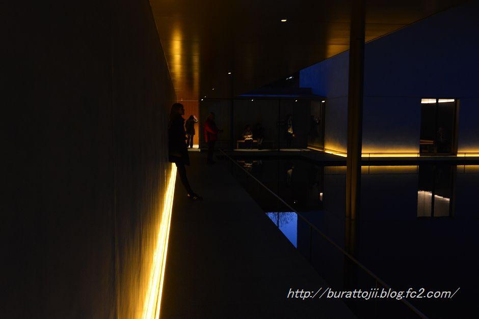 2014.03.22鈴木大拙館ライトアップ1
