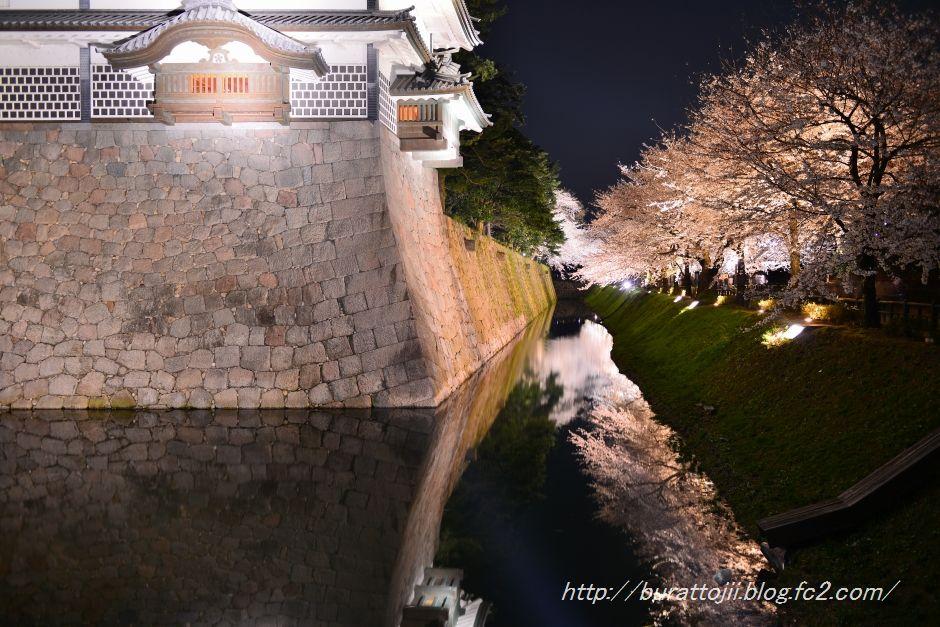 2014.04.07金沢城公園の桜3