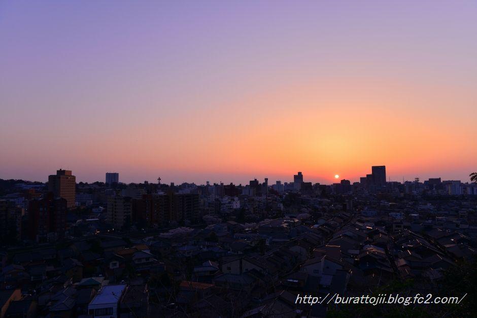 2014.04.11金沢の夕景2.1811